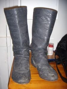 meine Stiefel