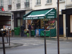 """""""mein"""" Arabe du Coin, Rue Turenne"""
